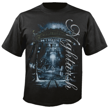 koszulka NIGHTWISH - IMAGINAERUM TOUR 2013