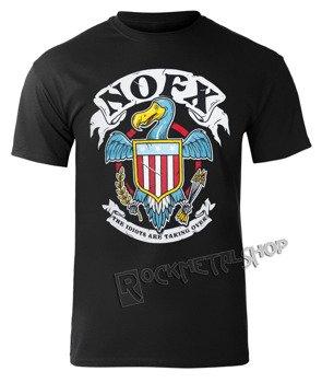 koszulka NOFX - THE IDIOTS ARE TAKING OVER