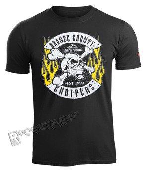 koszulka ORANGE COUNTY CHOPPERS - SKULL ROCKER