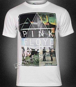 koszulka PINK FLOYD - CLASSICS WHITE