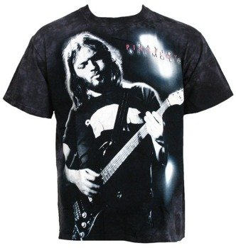 koszulka PINK FLOYD - DAVID GILMOUR, barwiona