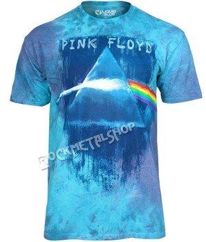 koszulka PINK FLOYD - PRISM PRINT TIE-DYE