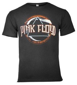 koszulka PINK FLOYD - THE DARK SIDE OF THE MOON szara
