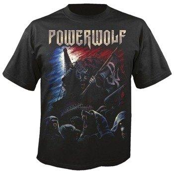 koszulka POWERWOLF - THE METAL MASS IN PARIS