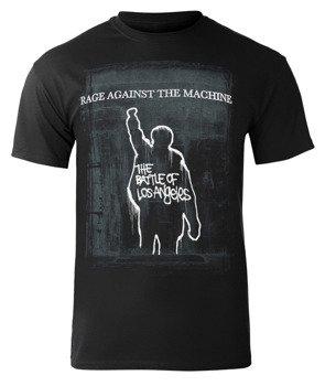 koszulka RAGE AGAINST THE MACHINE - BOLA EURO TOUR