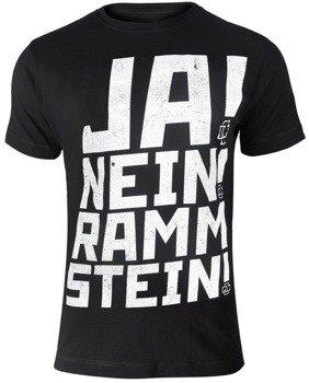 koszulka RAMMSTEIN - JA ! NEIN ! RAMMSTEIN !