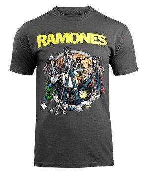 koszulka RAMONES - ROAD TO RUIN