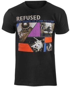 koszulka REFUSED - LIVE PHOTO