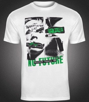 koszulka SEX PISTOLS - NO FUTURE