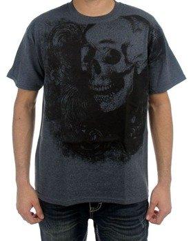 koszulka SKULL FLUER DE LIS