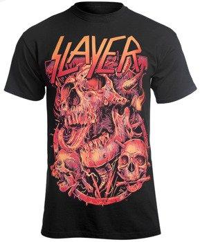 koszulka SLAYER - THREE SKULLS 2014