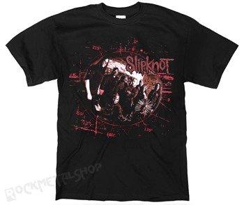 koszulka SLIPKNOT - RED CIRCLE