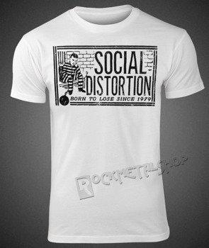 koszulka SOCIAL DISTORTION - BALL AND CHAIN