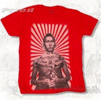 koszulka SOMETHING SACRED - Brave (RED)