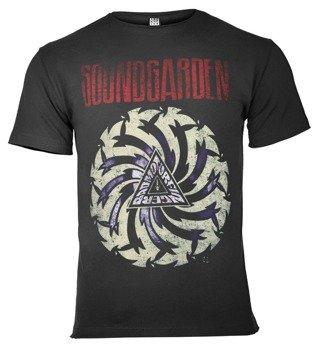 koszulka SOUNDGARDEN - BADMOTORFINGER ciemnoszara