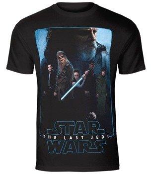koszulka STAR WARS - EPISODE VIII THE FORCE COMPOSITE
