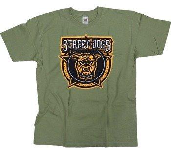 koszulka STREET DOGS - BULLDOG