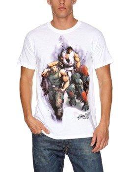 koszulka STREET FIGHTER - TRIO