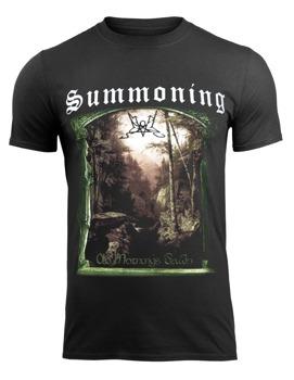koszulka SUMMONING - OLD MORNINGS DAWN