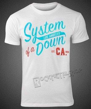 koszulka SYSTEM OF A DOWN - SCRIPT CA