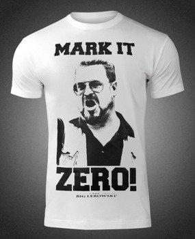 koszulka THE BIG LEBOWSKI - MARK IT ZERO