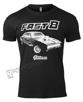 koszulka THE FAST AND THE FURIOUS - FAST 6 DODGE