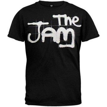 koszulka THE JAM - SPRAY LOGO BLACK