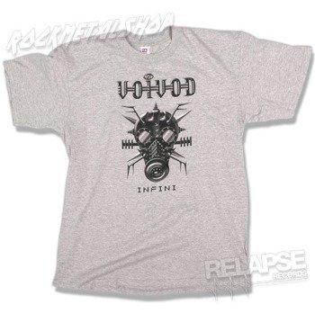 koszulka VOIVOD - INFINI GREY