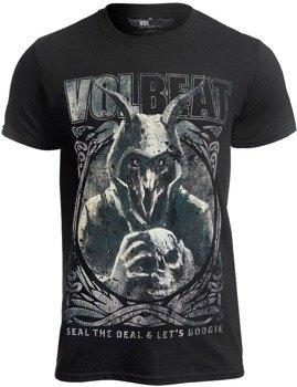 koszulka VOLBEAT - GOAT WITH SKULL