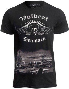 koszulka VOLBEAT - GRAVEYARD