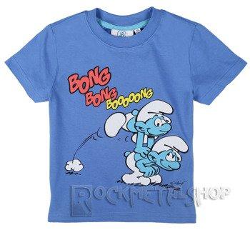 koszulka dziecięca SMERFY - BONG BONG