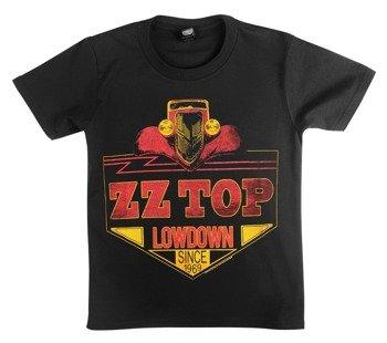 koszulka dziecięca ZZ TOP - LOWDOWN