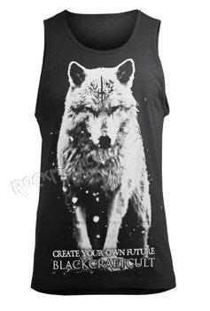 koszulka na ramiączkach BLACK CRAFT - LONE WOLF