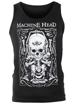 koszulka na ramiączkach MACHINE HEAD - MOTH