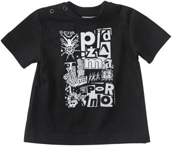 koszulka niemowlęca PIDŻAMA PORNO - FUTURISTA