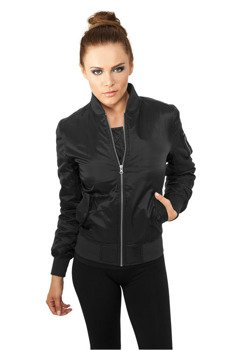 kurtka damska flyers LADIES BASIC BOMBER black