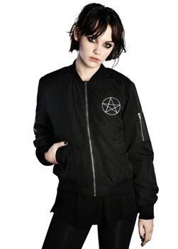 kurtka flyers DISTURBIA - BURN BOMBER