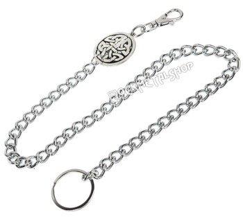 łańcuch do kluczy/portfela CELTIC SHIELD