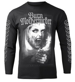 longsleeve AMENOMEN - BURN MOTHERFUCKER (OMEN101LO)