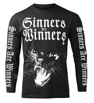longsleeve AMENOMEN - SINNERS ARE WINNERS (OMEN081LO)