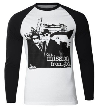longsleeve BLUES BROTHERS - PHOTO