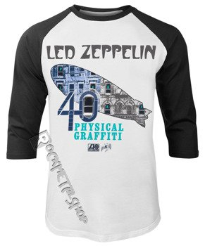 longsleeve LED ZEPPELIN - PHYSICAL GRAFFITI rękaw 3/4