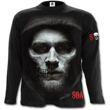 longsleeve SONS OF ANARCHY - JAX SKULL