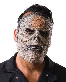 maska SLIPKNOT - VINYL FACE MASK