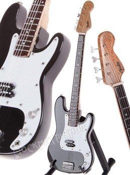 miniaturka gitary IRON MAIDEN - STEVE HARRIS: EDDIE BASS
