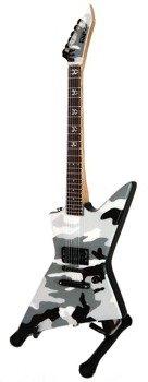 miniaturka gitary SOULFLY - MAX CAVALERA: ESP EX CAMO