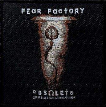 naszywka FEAR FACTORY - OBSOLETE
