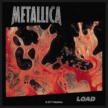 naszywka METALLICA - LOAD