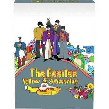 notes THE BEATLES - YELLOW SUB CLASSIC  A7  gładki