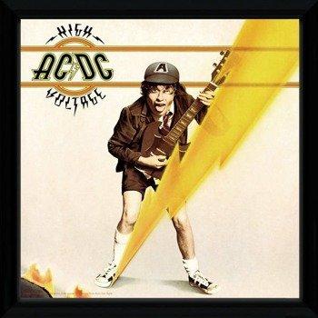 obraz w ramie AC/DC - HIGH VOLTAGE